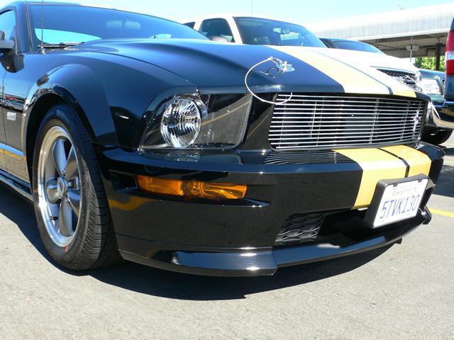 フォード マスタング シェルビー GT350-H