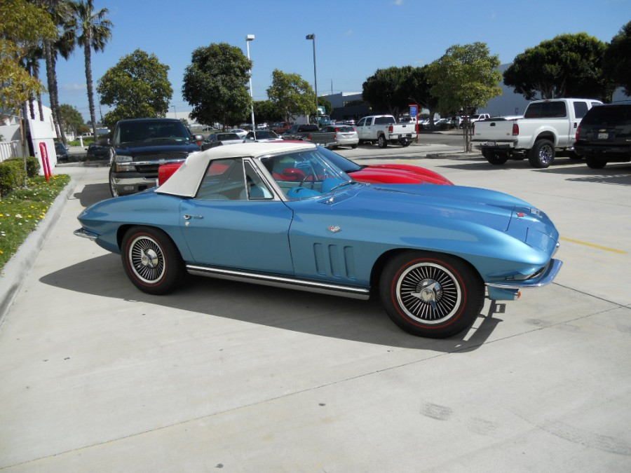 C2 Chevrolet Corvette Roadster