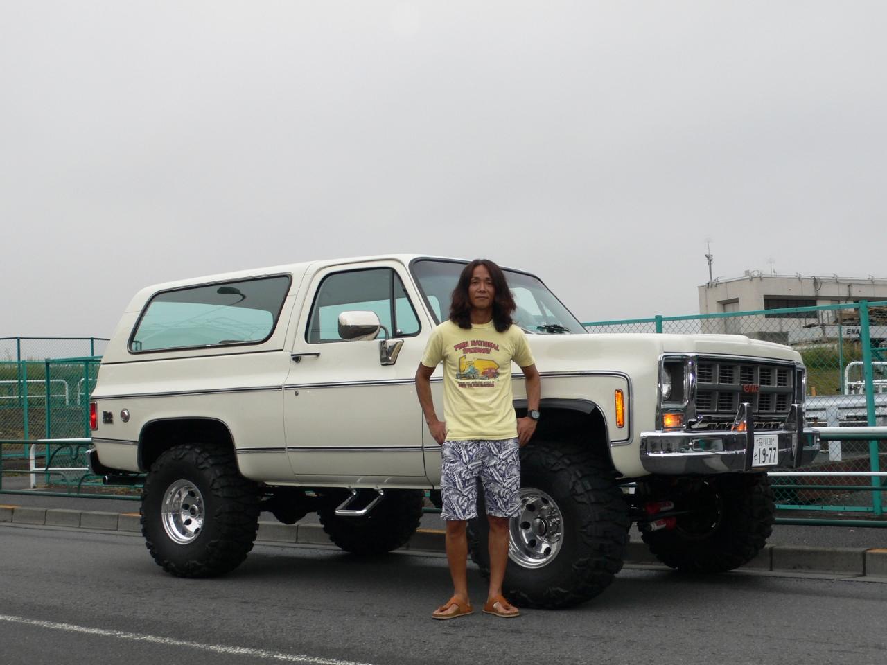 '77 GMCジミー