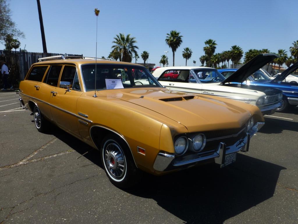 1970 Ford Fairlane Wagon (1970年 フォード フェアレーン ワゴン)