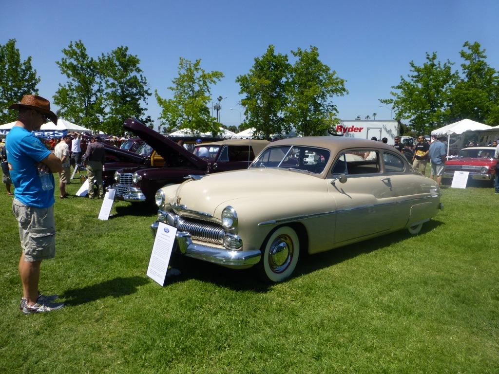 1949年 マーキュリー 2Dr セダン(Mercury 2Dr Sedan)