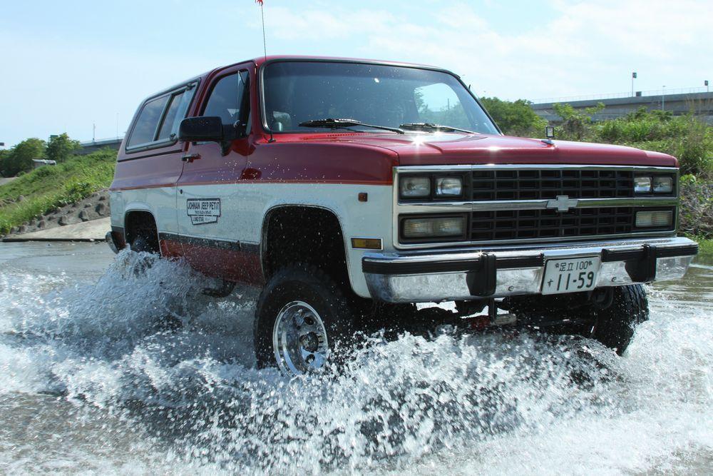 91年最終型 Chevy K-5 Blazer StarPackage 4WD(シボレー ブレーザー)