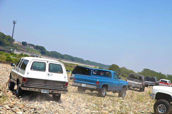アメ車 フルサイズ ピックアップトラック&SUV。