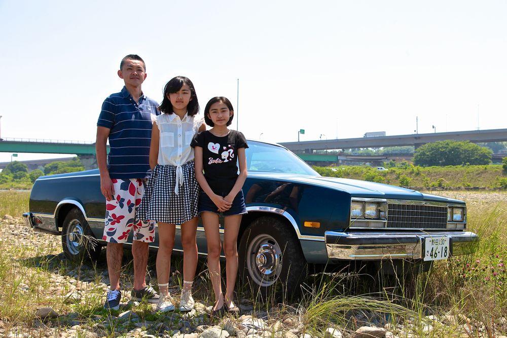 87年 最終型 シボレー エルカミーノ コンクエスタ 305キュービックインチ(5,000㏄)V8エンジン搭載。 千葉県在住K様所有。