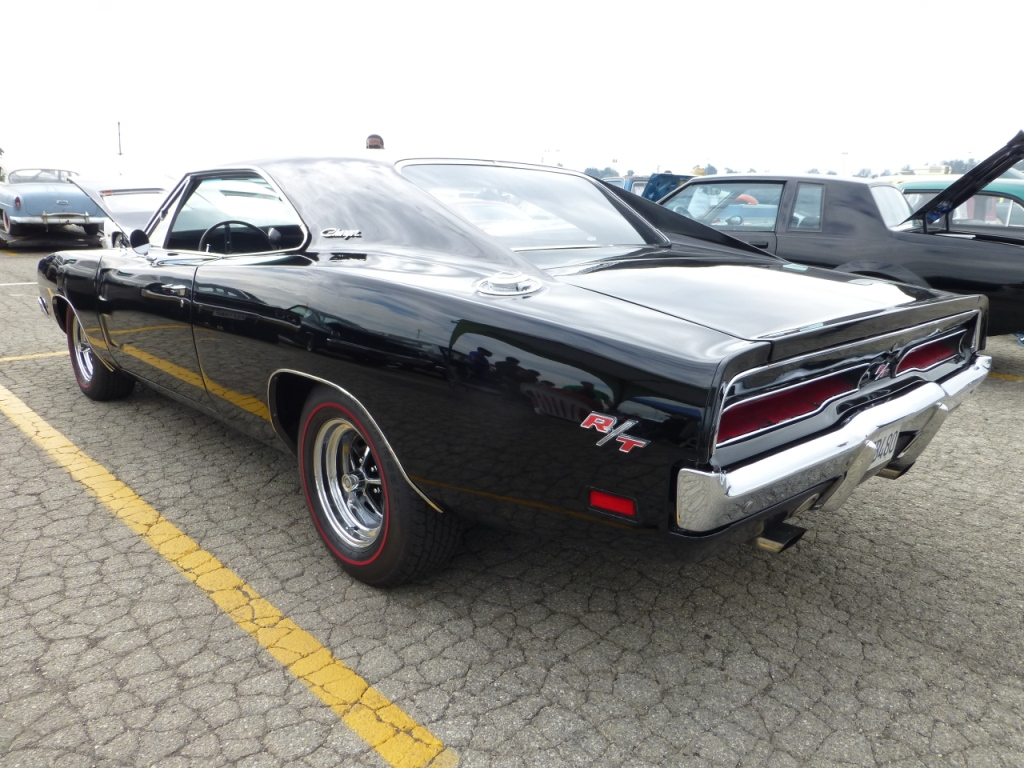 DODGE CHARGER RT3