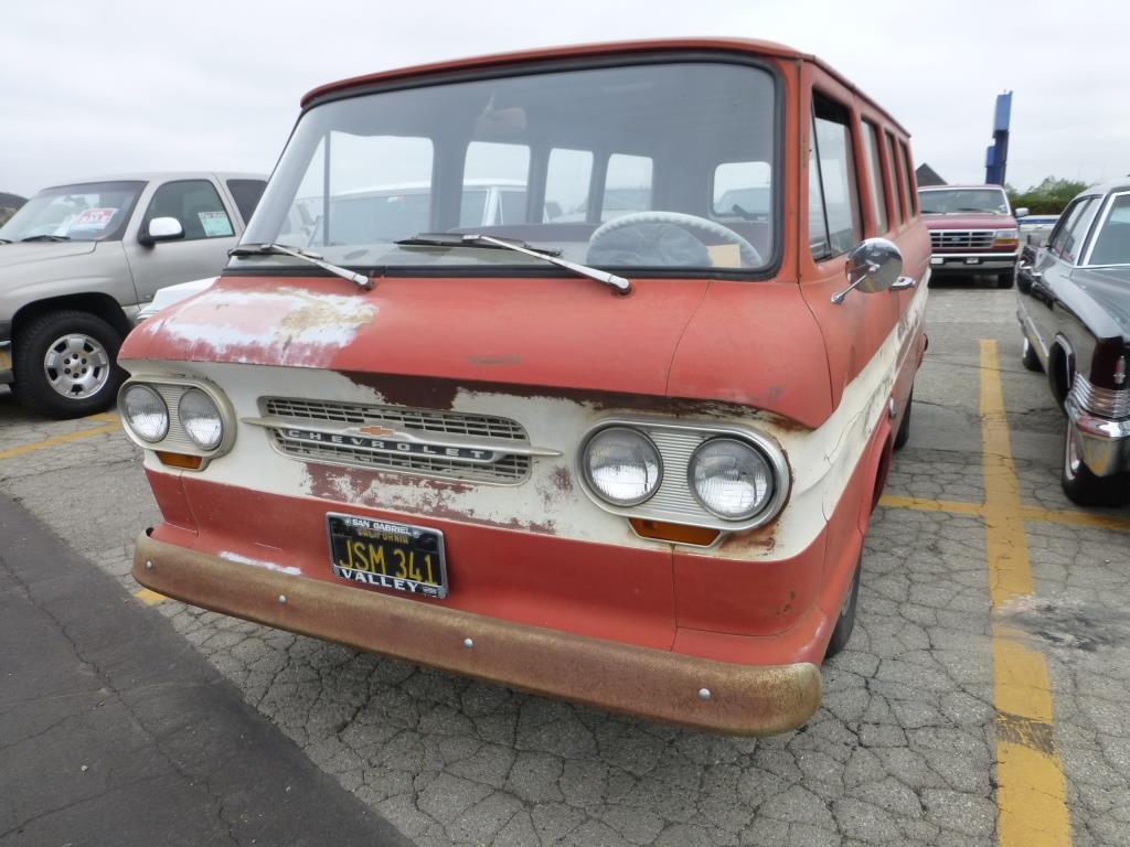 Chevy Van1