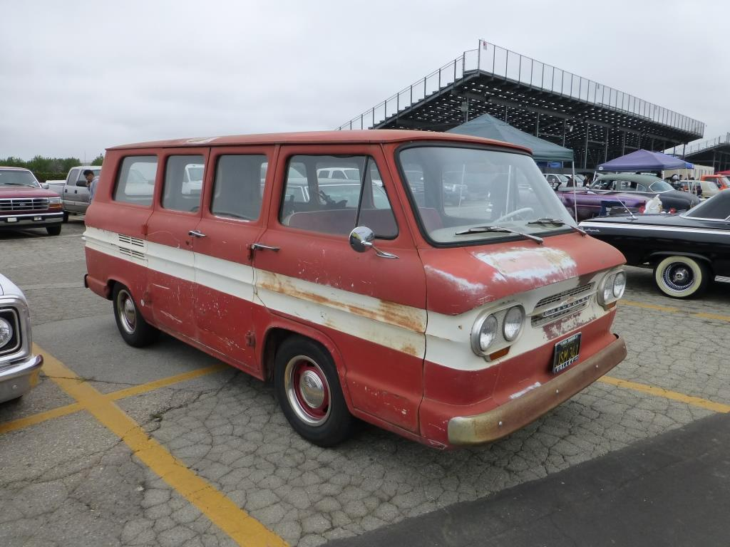 Chevy Van3