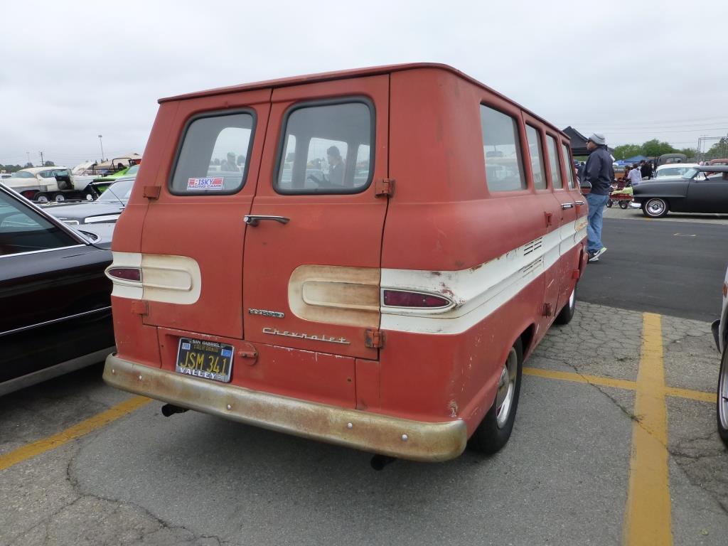 Chevy Van4