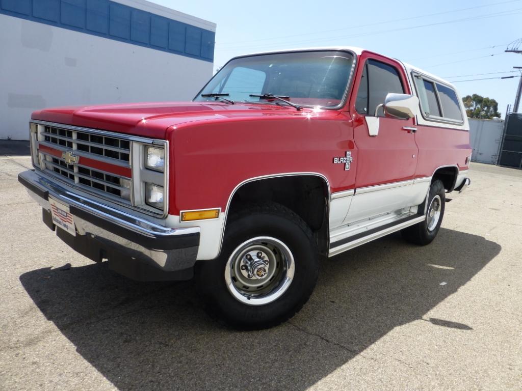 1986 K5 Blazer17