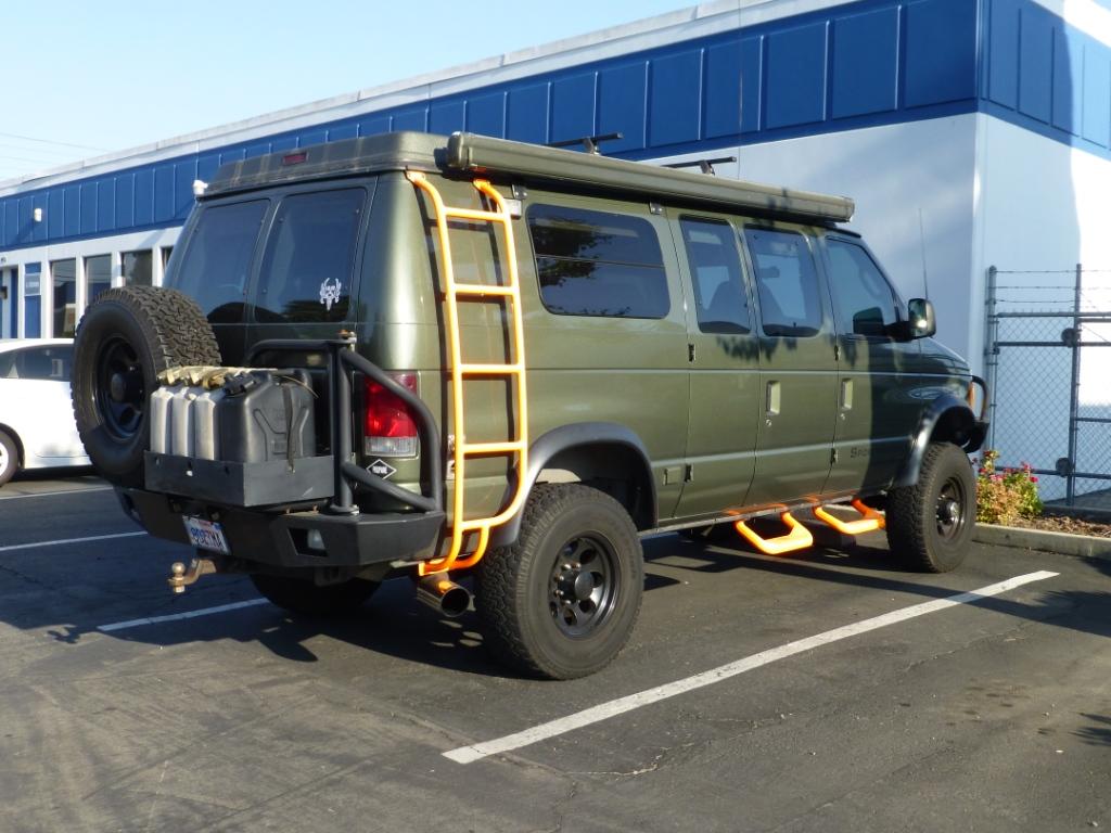 Ford Van 4X43