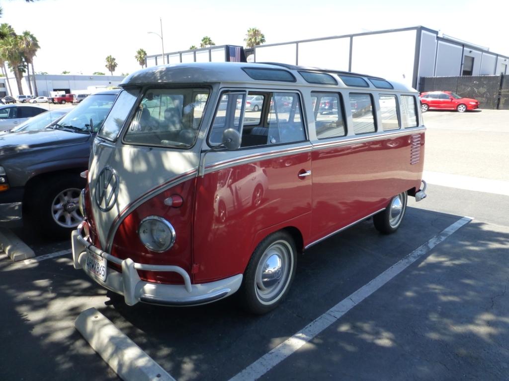 VW BUS 1