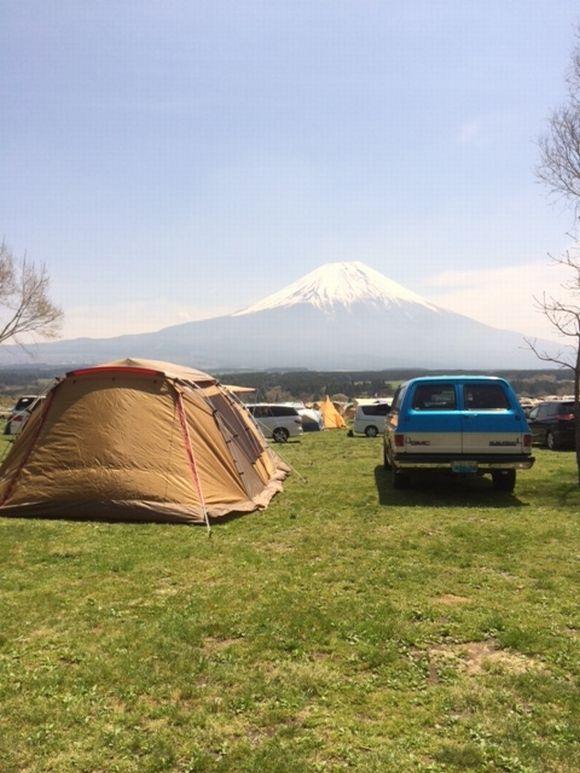 富士 キャンプ