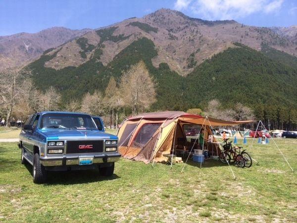 富士 キャンプ2